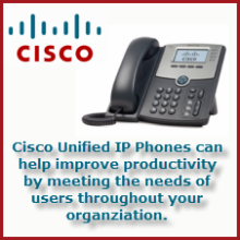 IP Phones - Cisco