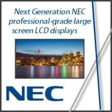 LCD Displays - NEC