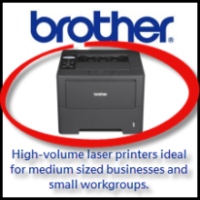 Laser Printers - Brother