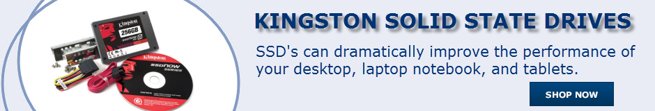Kingston - SSD