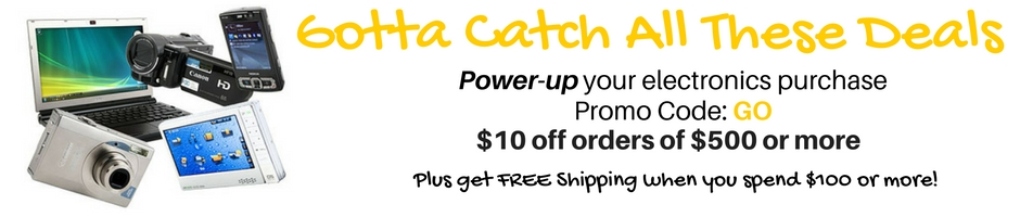 POWER UP Your Purchase with $10 OFF