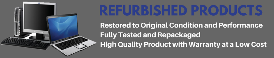 What are Refurbished Products?