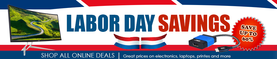 Labor Day Deals 2017 from Colamco