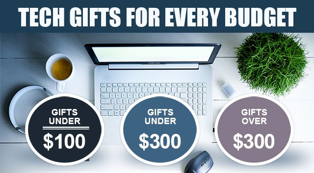 The Best Tech Gifts